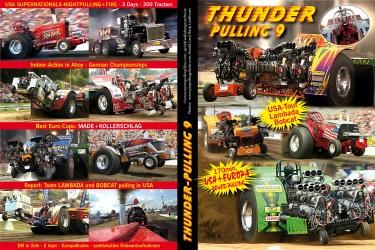 Thunder Pulling 9 DVD